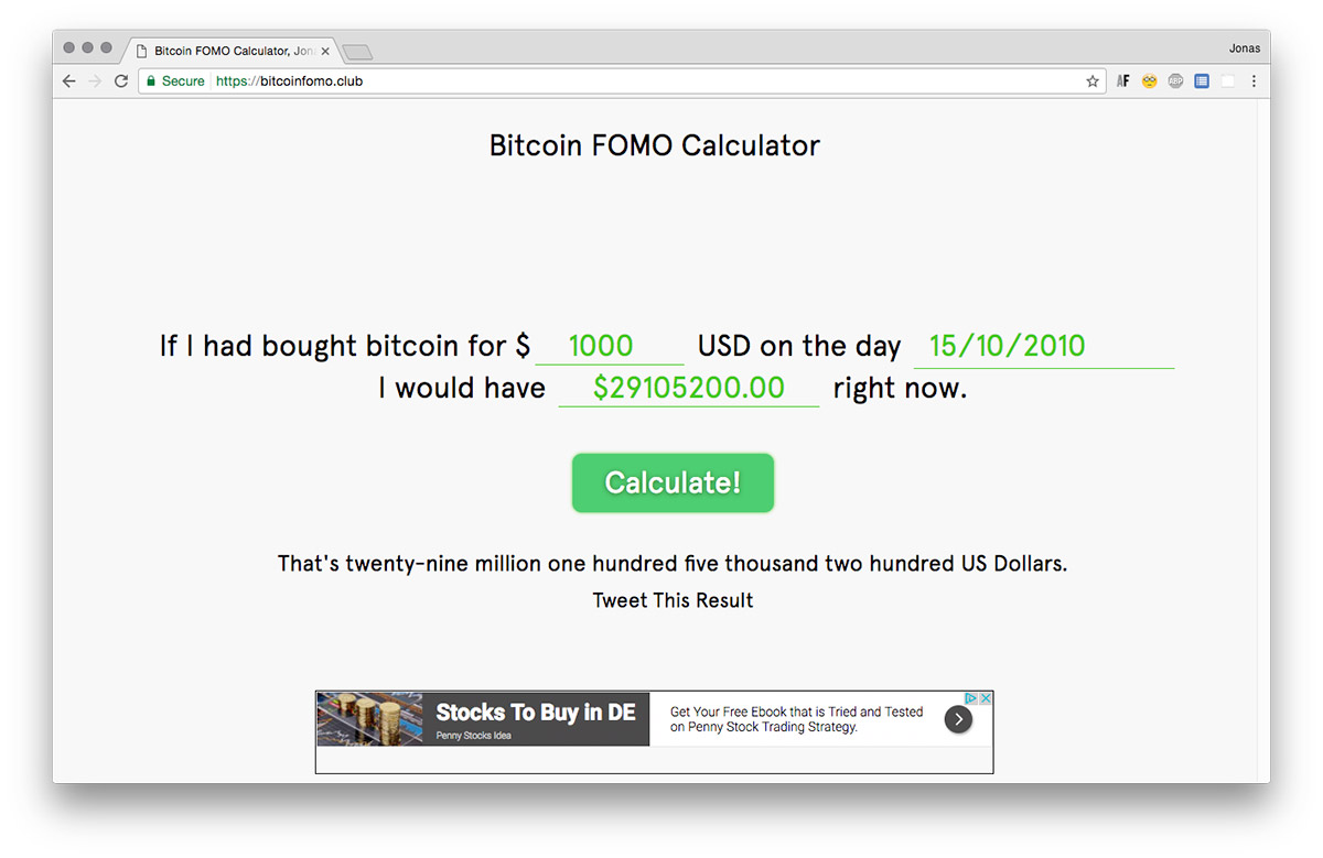 Image result for fomo bitcoin